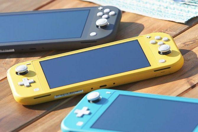 เปิดตัว Nintendo Switch Lite น่าสนใจแค่ไหน ?