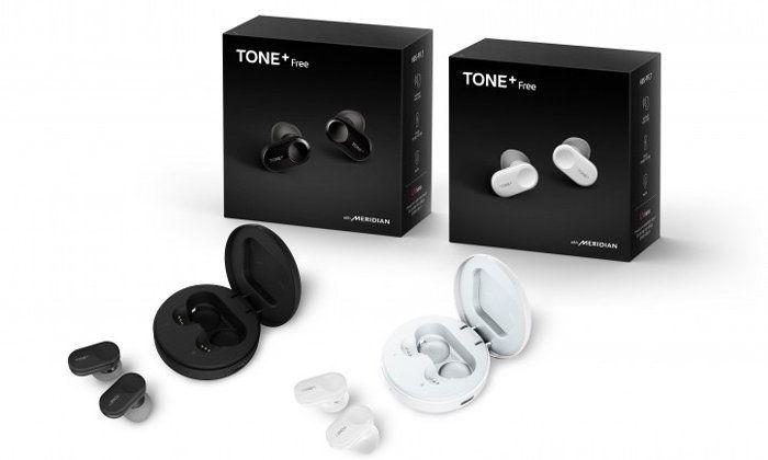 Tone+ หูฟังไร้สายตัวแรกจาก LG  ใช้ได้เป็นชั่วโมง